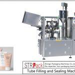 SFS-100 பிளாஸ்டிக் குழாய் நிரப்புதல் மற்றும் சீல் இயந்திரம்